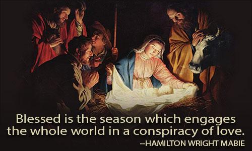 Jesus Christmas Quote.Christmas Quotes Ii