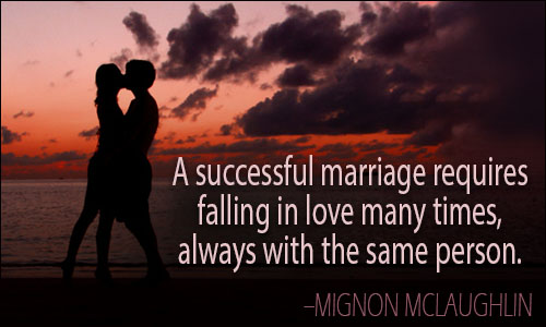 Marriage Quotes Ii