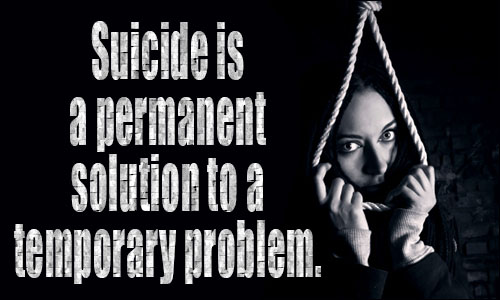 suicide and the reasons for committing suicide Why do people commit suicide we often look for reasons that may cause a person to want to take their own life.